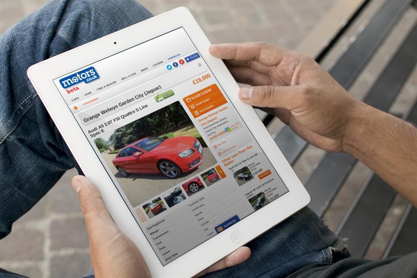 Motors.co.uk: picks Brave and MNC