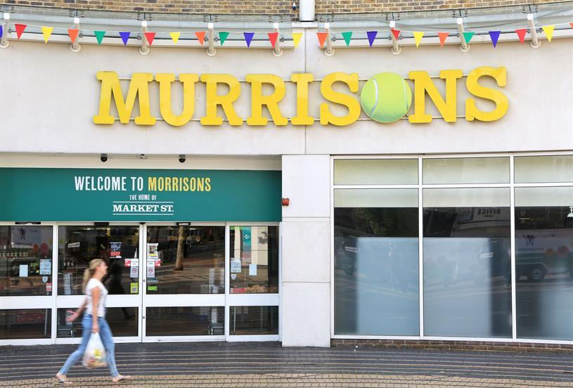 Morrisons: supermarket chain's Wimbledon branch is renamed Murrisons