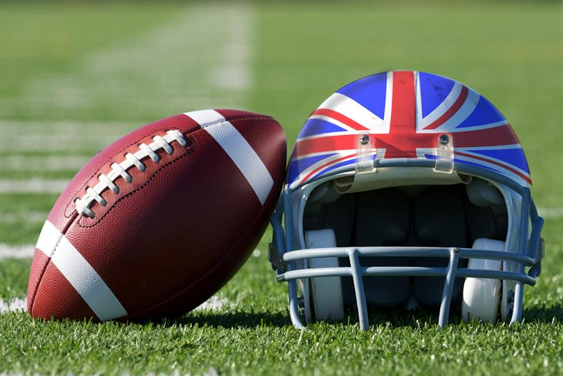 The number of followers of NFL-related accounts on Twitter has grown in the UK