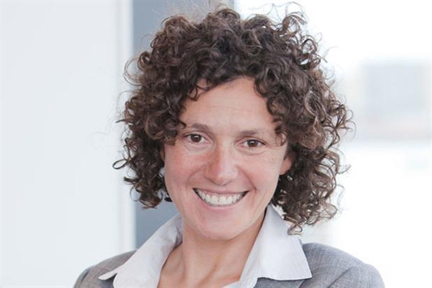 Natalie Gross: chief executive of Amaze