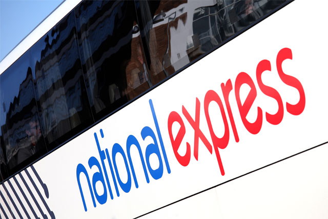 National Express: hands CRM account to AIS London