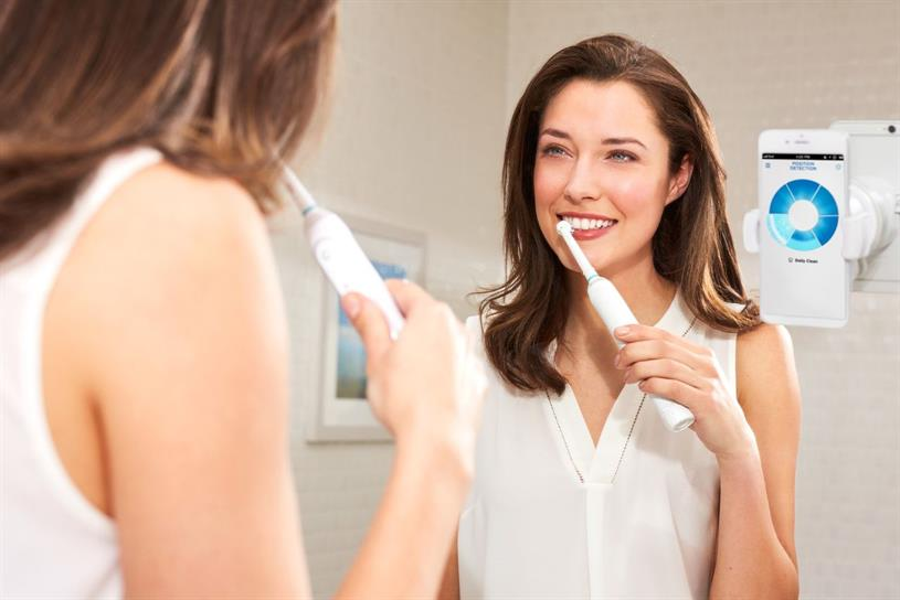 Oral-B's Genius connected toothbrush uses tech to ensure people are brushing their teeth as their dentist intended