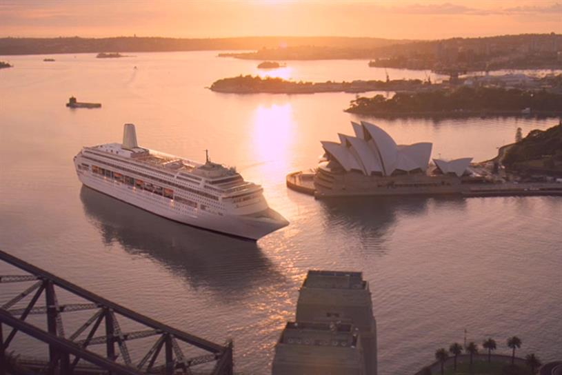 P&O Cruises: combined planning and buying account includes Cunard