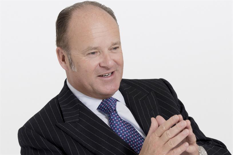 Walsh: left Diageo in 2012