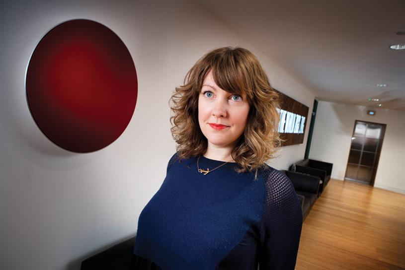 Pay: most recently worked at Mother, where she helped create a TV show sponsored by New Look
