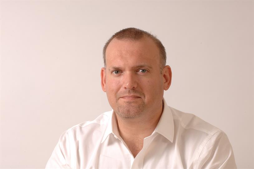 Richard Blackburn, commercial director, MediaCo Outdoor