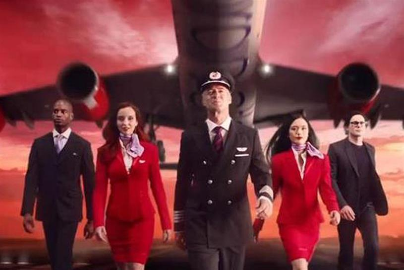 Virgin Atlantic: A&E/DDB will focus on content and social media