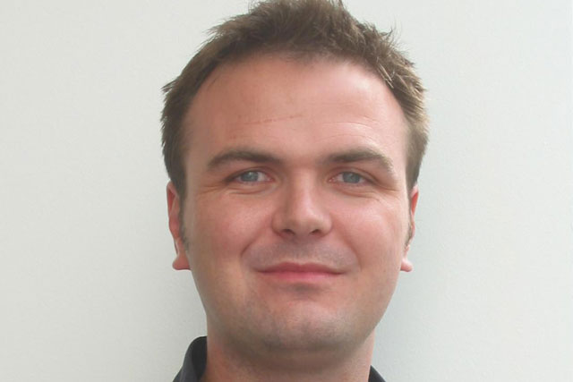 Chris Whitson: becomes chief strategy officer for WPP's Team News