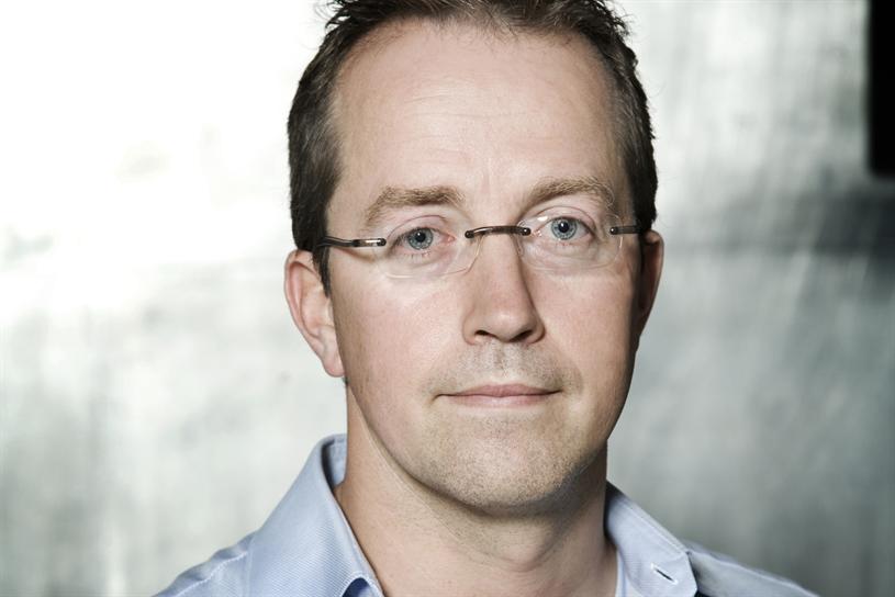 Guy Wieynk: departing AKQA