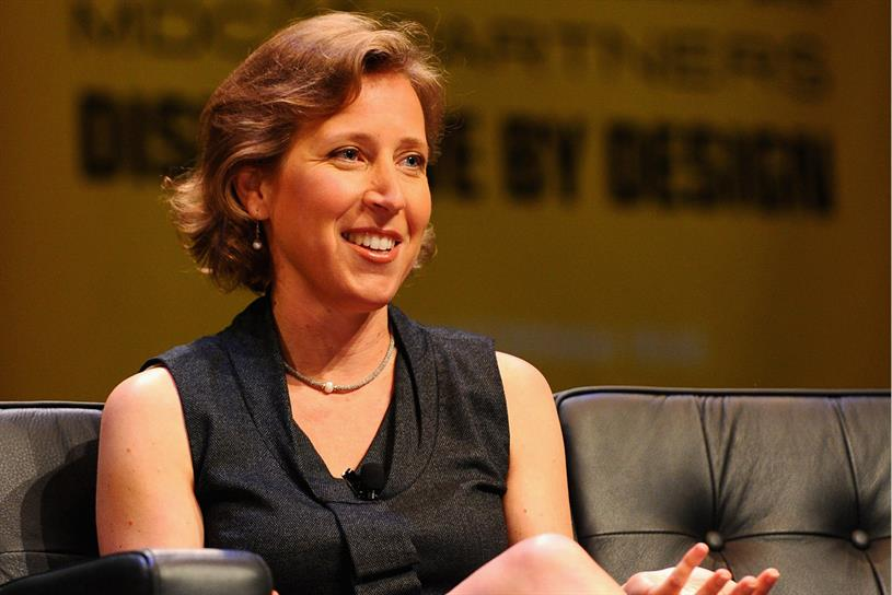 Wojcicki: 'I'm concerned that women aren't a part of [the tech industry] as much as they could or should be.' Credit: Getty Images