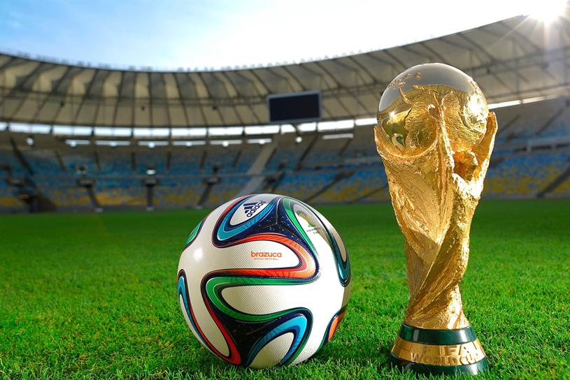 World Cup: brands are believed to be spending £500,000 each on Twitter during the tournament