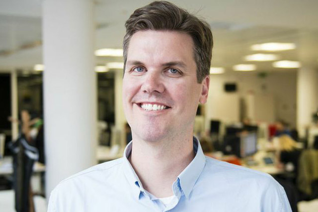 Nathan Wyer: managing director Europe at digital agency Huge