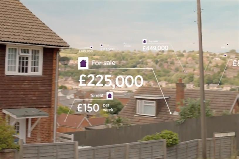 Zoopla Property Group: seeking an agency to handle both Zoopla and uSwitch