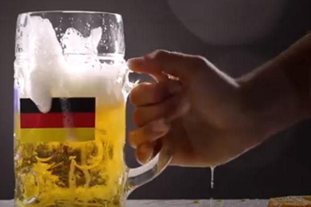 Bayern 3: online radio station's ad celebrates Germany's World Cup triumph