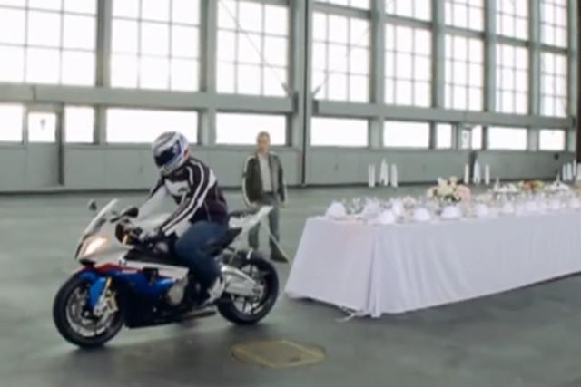 BMW: 2009 'tabletrick' campaign