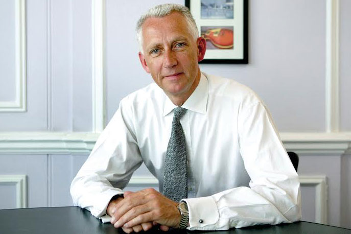 Bob Wootton: will leave 20 years to the day he joined ISBA