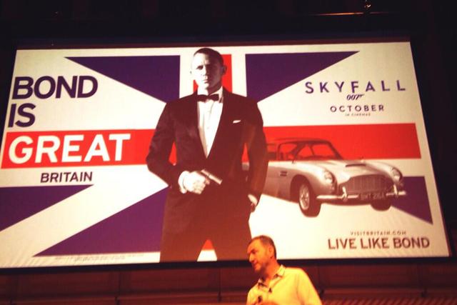 James Bond: the ultimate Brit?