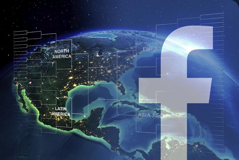 Impressive Facebook results: ad growth was more than 50 per cent last year