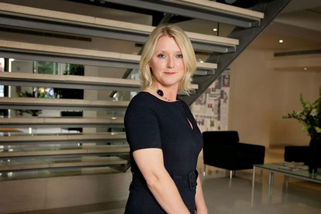 Mel Cruickshank: chief executive of Wunderman