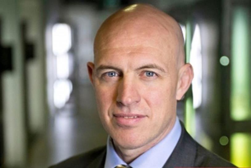 David Dinsmore: became chief operating officer of News UK in September