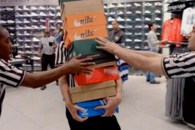 Foot Locker: sneaker skills by AMV BBDO