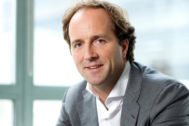 David Jones: the former global chief executive of Havas