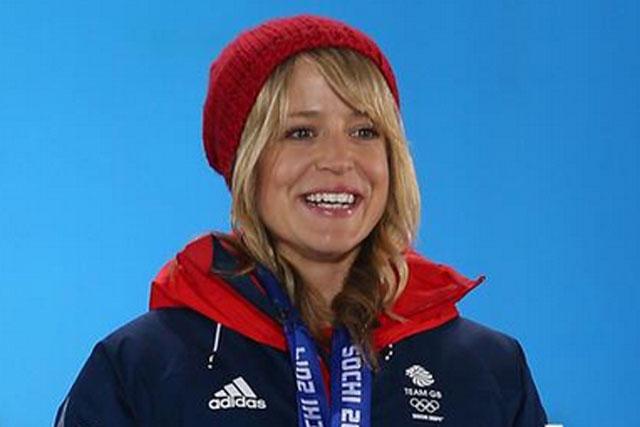 Jenny Jones: wins Team GB's first medal at Sochi 2014