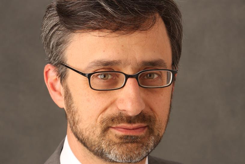 Phillippe Krakowsky: has been at IPG since 2002