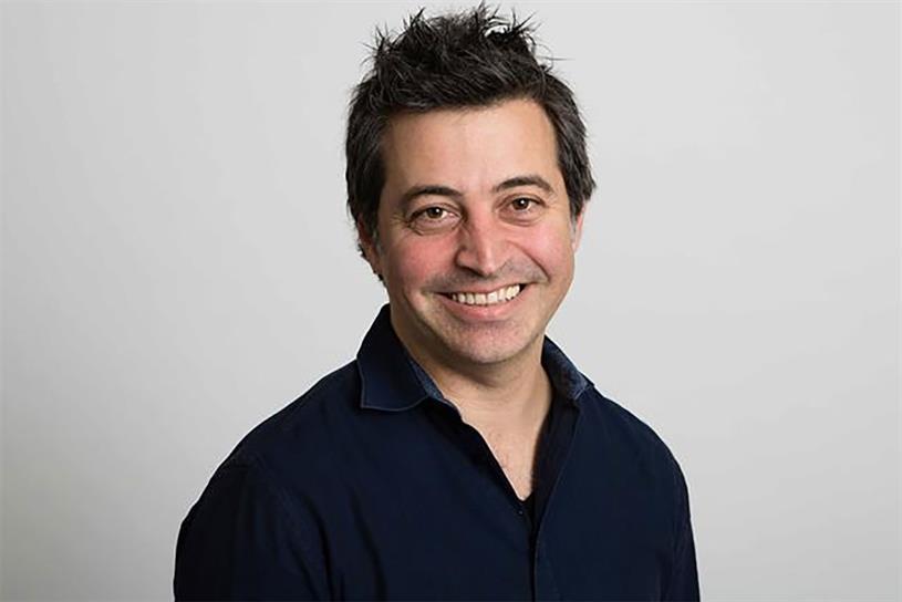 Lucas Peon: joins JWT London as digital executive creative director