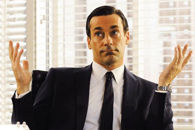 Mad Men: Don Draper was invoked by Iris ECD Chris Baylis at Cannes