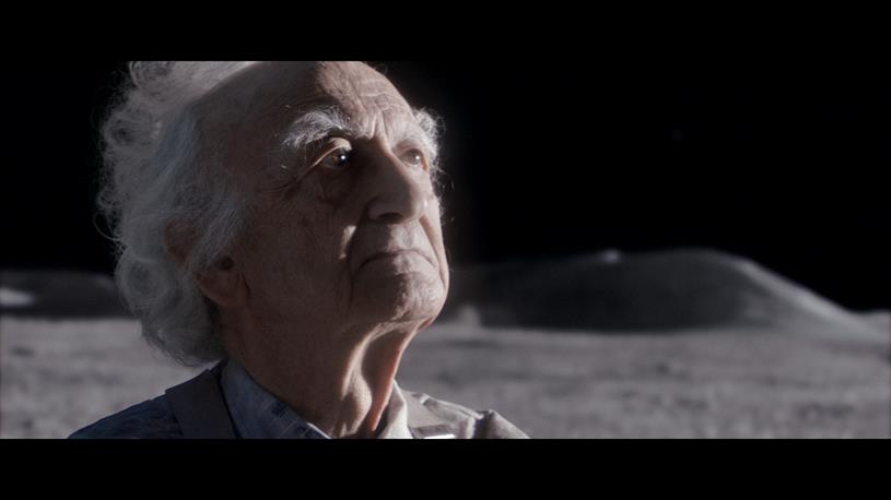 John Lewis: this year's Christmas ad starred a lonely man on the moon
