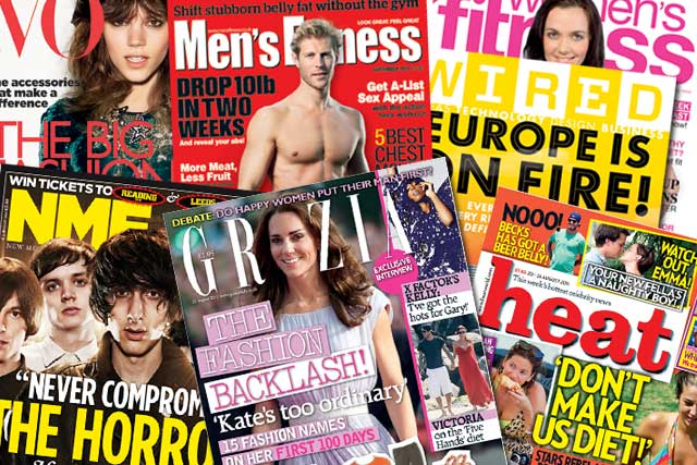 Are magazines still attractive to advertisers?