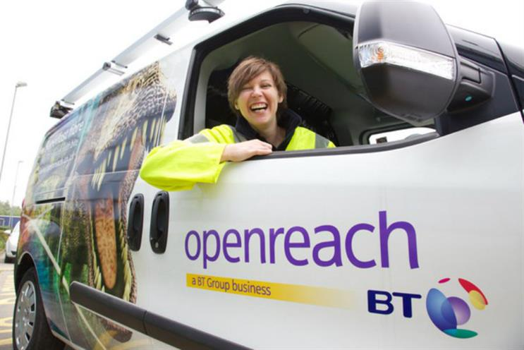 BT agrees to split Openreach off into legally separate company