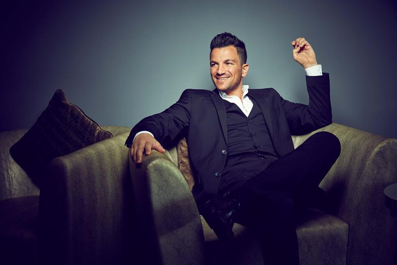 Peter Andre: joining Heat radio