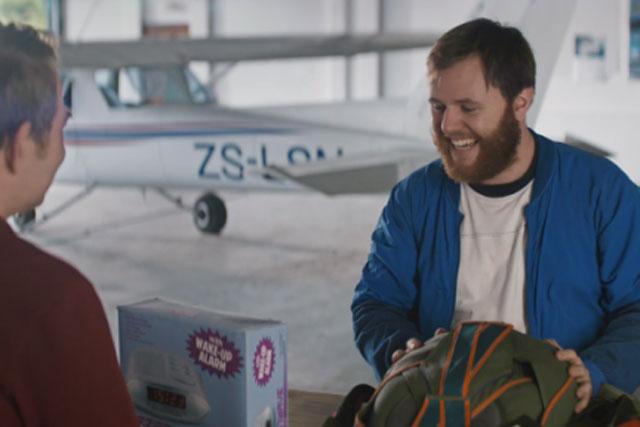 Adam & Eve/DDB: 'parachute' for Volkswagen Golf
