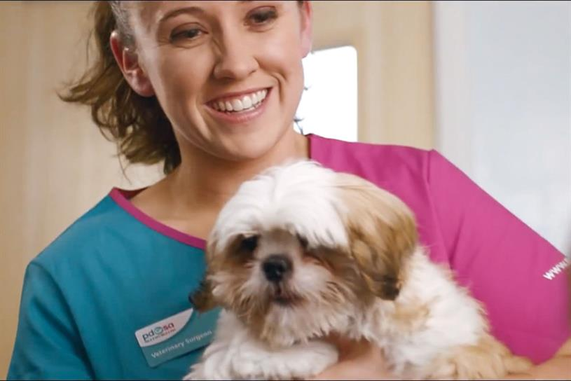 PDSA: The Gate will do the charity's advertising, CRM and media