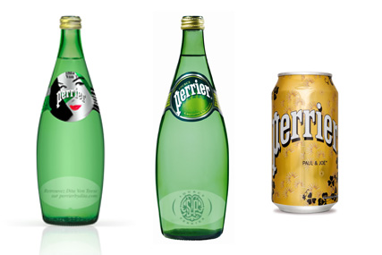 Perrier: will launch a global omni-channel strategy and campaign later this year