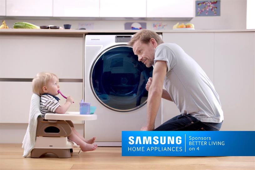 Samsung home appliances sponsors channel 4 in seven figure deal - Home appliances that we thought ...