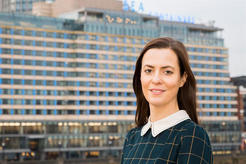 Sarah Hennessy: the managing director at MEC