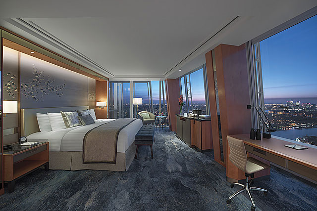 Shangri-La at The Shard: hotel group considers hiring a creative agency in the UK