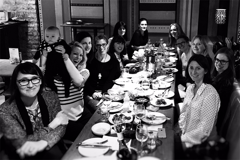 The 'Mother of All Lunches' brought together agency creatives who are also mums