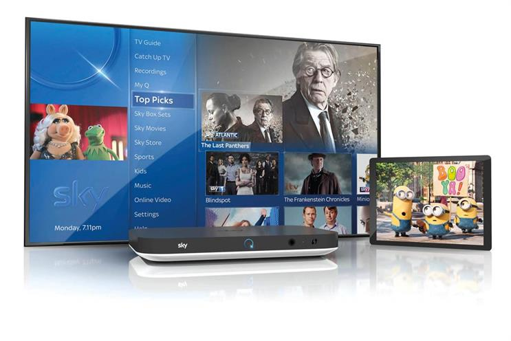 Sky rolls out new customer loyalty scheme in UK