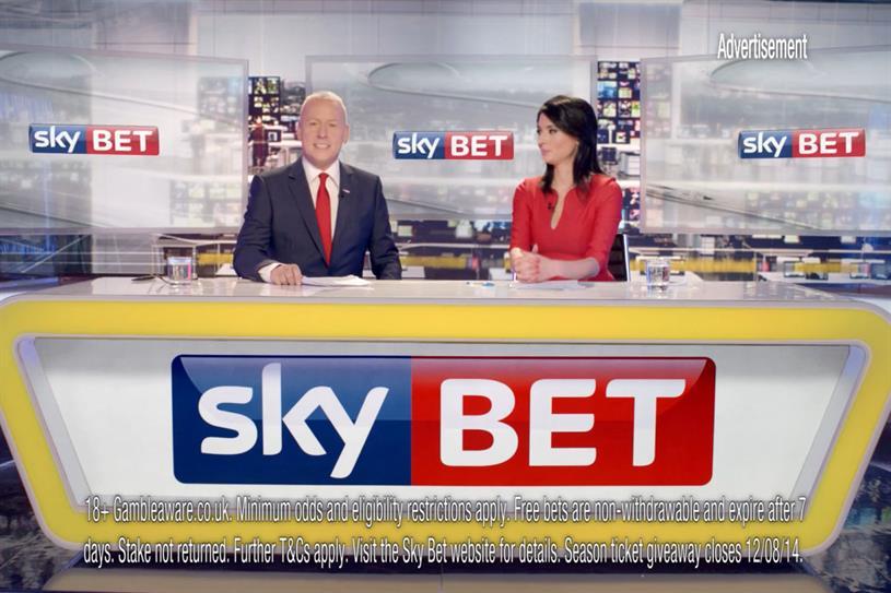 Sky Bet Account