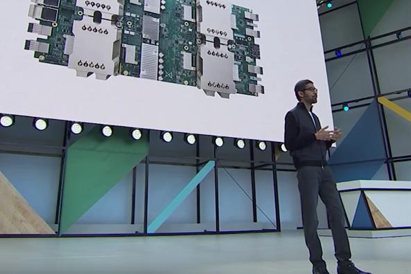 Google CEO Sundar Pichai: engineer's comments broke code of conduct