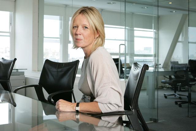 Lisa Thomas: chief executive of M&C Saatchi Group