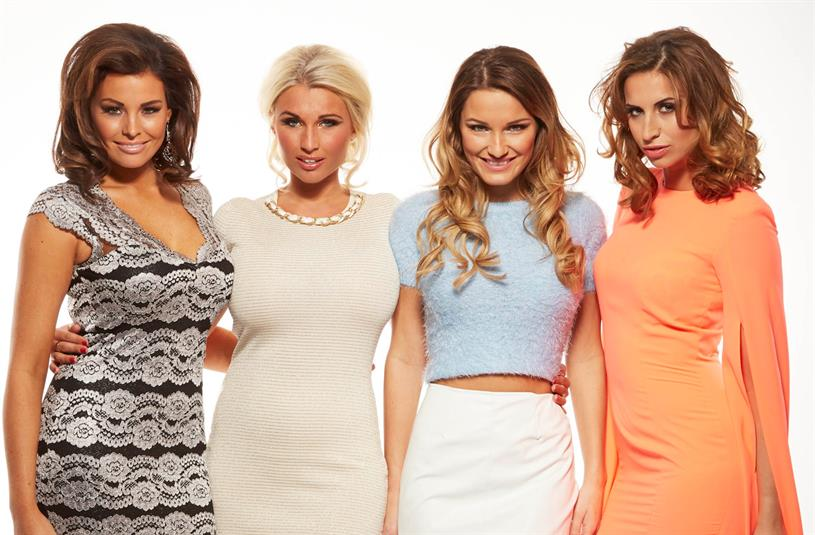 Towie: available on ITVbe