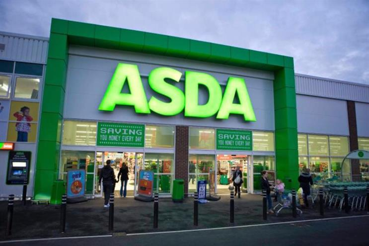 Asda reveals 2016 slump in sales