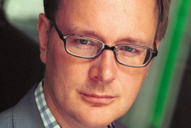 Ashley Highfield: chief executive of Johnston Press