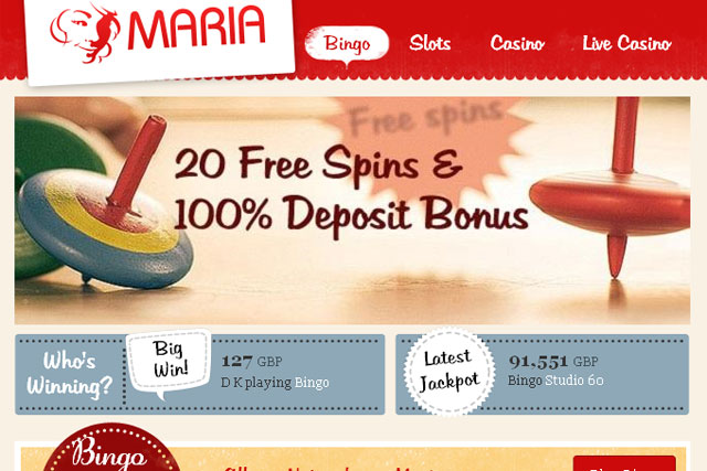 Maria.com: Goodstuff handles account