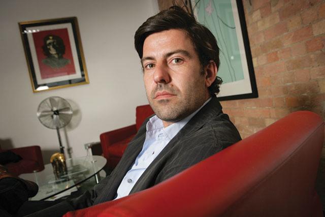 Jonathan Allan: sales director, Channel 4